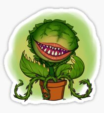 Mean Green Mother From Outer Space Sticker