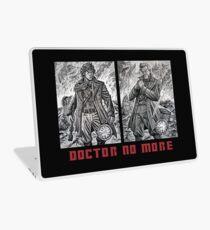 Doctor No More Laptop Skin