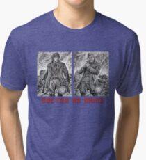 Doctor No More Tri-blend T-Shirt