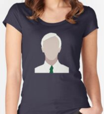 Draco Malfoy  Women's Fitted Scoop T-Shirt