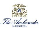 The Ambassador Hotel Logo #2 by Suzanne  Gee