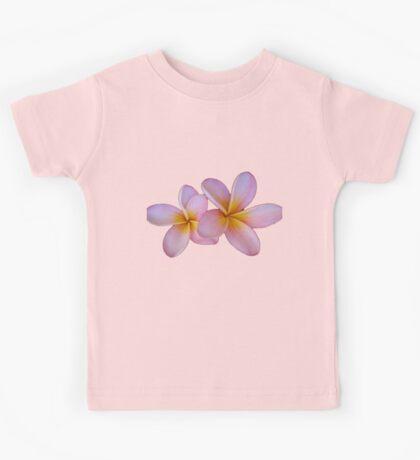 Frangipani Flowers Kids Clothes