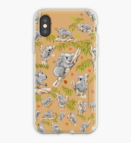 Koala Heart iPhone Case