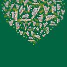 Koala Heart by JumpingKangaroo
