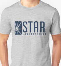 Star Laboratories - Grey  T-Shirt