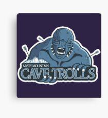 Cave Trolls Canvas Print