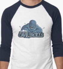 Cave Trolls Men's Baseball ¾ T-Shirt