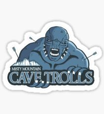 Cave Trolls Sticker