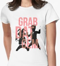The Weekly Planet - GRAB DAT GEM. Womens Fitted T-Shirt