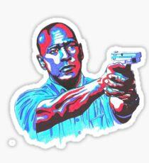 Denzel Washington Equalizer movie Sticker