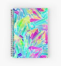 Crystal Spiral Notebook
