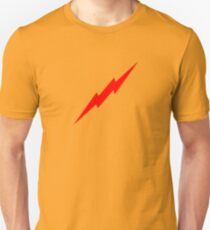 Red Lightning Bolt T-Shirt