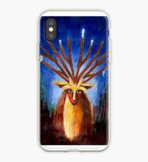 Dieux cerf ( princesse Mononoke ) iPhone Case