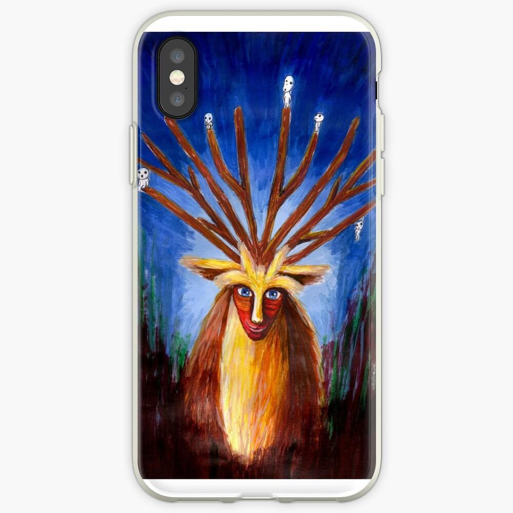 Dieux Cerf (Prinzessin Mononoke) iPhone-Hülle & Cover