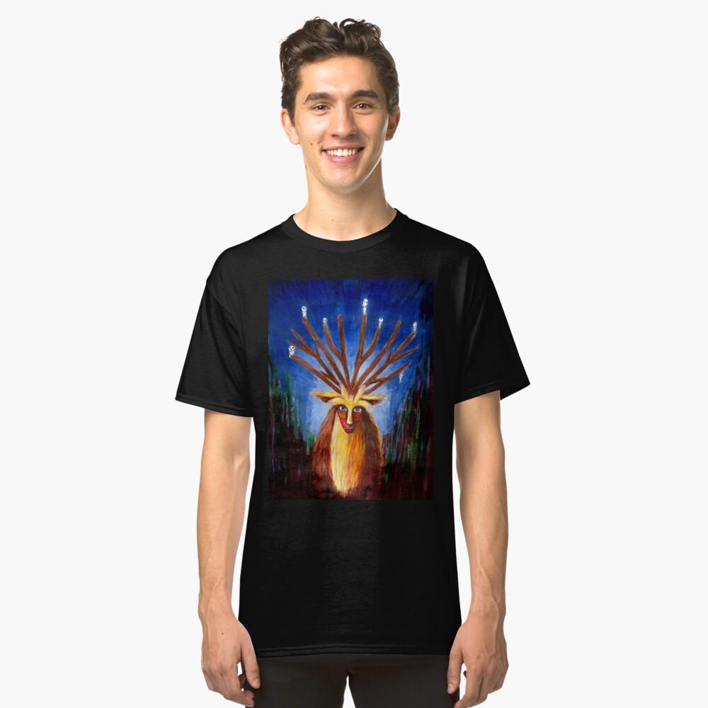 Dieux Cerf (Prinzessin Mononoke) Classic T-Shirt