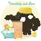 What we do for friends by emocloud