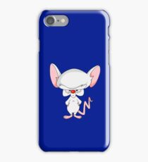 Pinky and The Brain - Brain iPhone Case/Skin