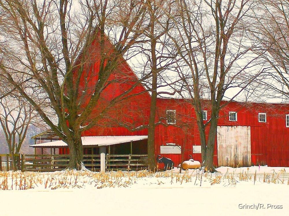 Big Red Barn by Grinch/R. Pross