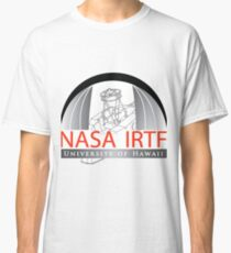 NASA Infrared Telescope Facility (IRTF)  Logo Classic T-Shirt