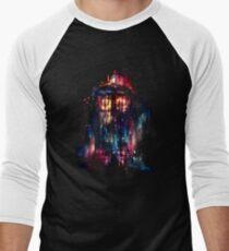 tardis dr who paint  T-Shirt