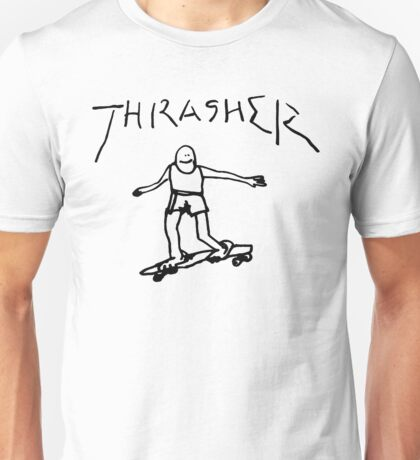 Thrasher Skateboard Unisex T-Shirt