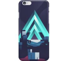 The Vault of Glass iPhone Case/Skin