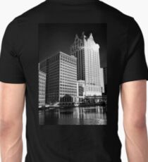 Milwaukee River and Structures T-Shirt