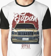 Japan car in my garage Graphic T-Shirt