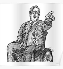Brian Potter Poster