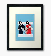 Jack White - The White Stripes Framed Print
