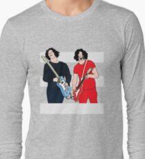 Jack White - The White Stripes Long Sleeve T-Shirt