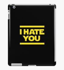 Hate iPad Case/Skin