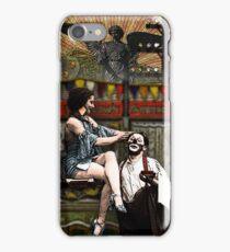The Lovers - from Tarot of the Zirkus Mägi iPhone Case/Skin