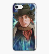 Doctor Who: The Tom Baker Years - The Fourth Doctor  iPhone Case/Skin