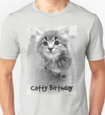 Catty Birthday T-Shirt