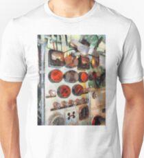 Gauges In Engine Room Unisex T-Shirt