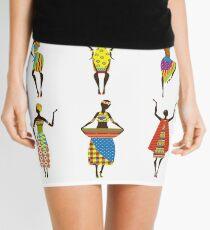 Minifalda Cultura africana
