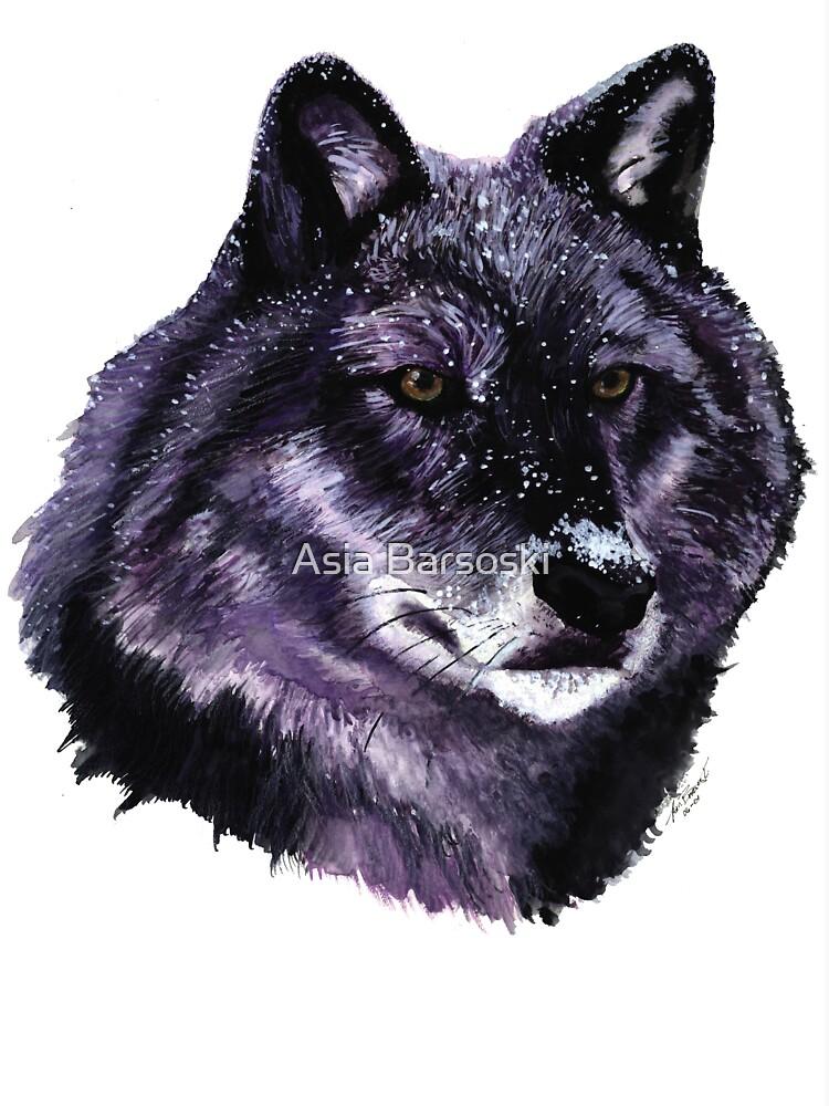 Wolf by abarsoski