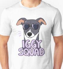 IGGY SQUAD (blue) T-Shirt