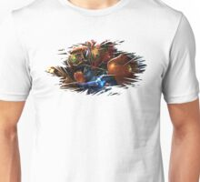Samus is under fire! Unisex T-Shirt