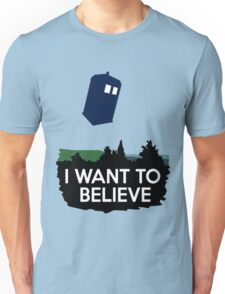 I Want To Believe II T-Shirt