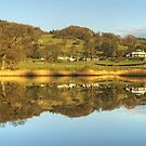Esthwaite Water by Jamie  Green