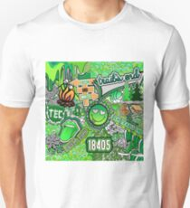 Trail's End Collage Unisex T-Shirt