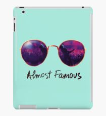 Almost Famous iPad Case/Skin