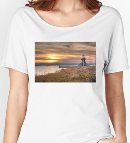 View point Women's Relaxed Fit T-Shirt