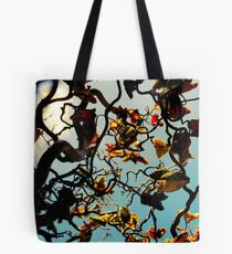 Contorted II Tote Bag