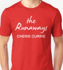 The Runaways Cherie Currie Unisex T-Shirt