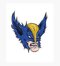 Wolverine Photographic Print