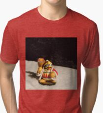 Chilly Dedede Tri-blend T-Shirt