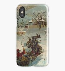 Christmas Scene iPhone Case/Skin